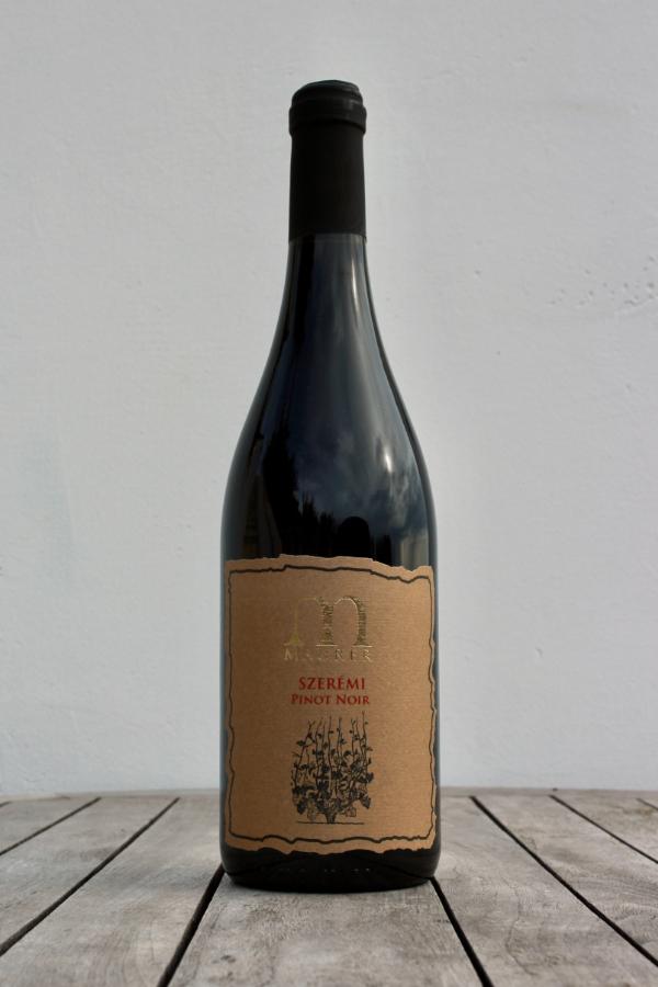 Maurer Szerémi Pinot Noir
