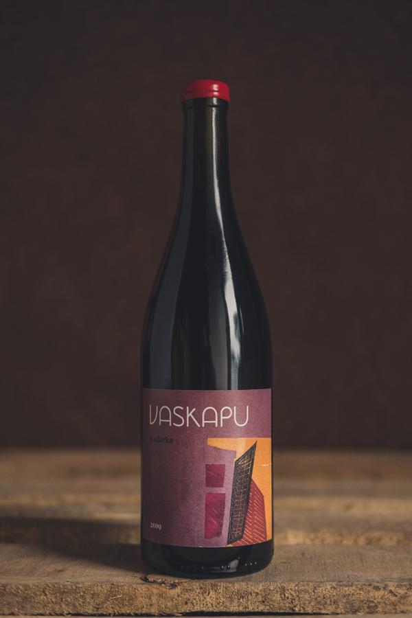 Galán Géza_Vaskapu_Kadarka